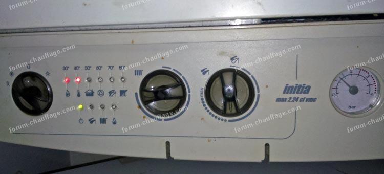 Bricovid o forum d pannage chaudi res probl me passage en mode hiver chaudi - Probleme thermostat chaudiere ...