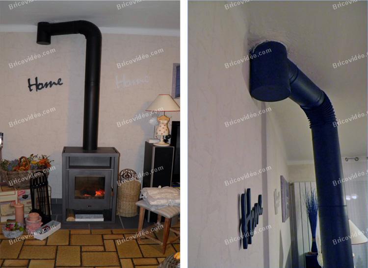 poele a bois sans tubage obtenez des id es. Black Bedroom Furniture Sets. Home Design Ideas