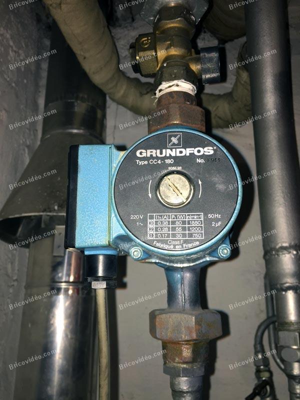 Probl me branchement thermostat d 39 ambiance delta dore sur vieille chaudi - Probleme thermostat chaudiere ...
