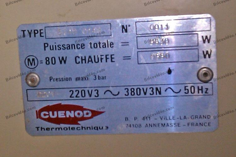 Forum chauffage comment brancher un thermostat d 39 ambiance sur vieille c - Comment fonctionne un thermostat d ambiance ...