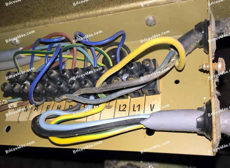Bricovid o chauffage branchement thermostat d 39 ambiance delta dore sur chaudi re chapp e malaga - Delta dore chauffage ...
