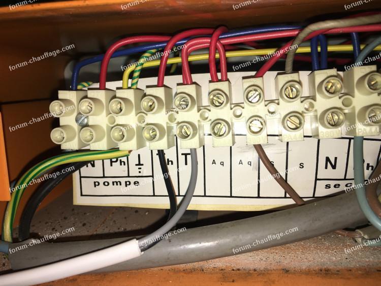 brancher thermostat Netatmo sur chaudière fioul SLCF
