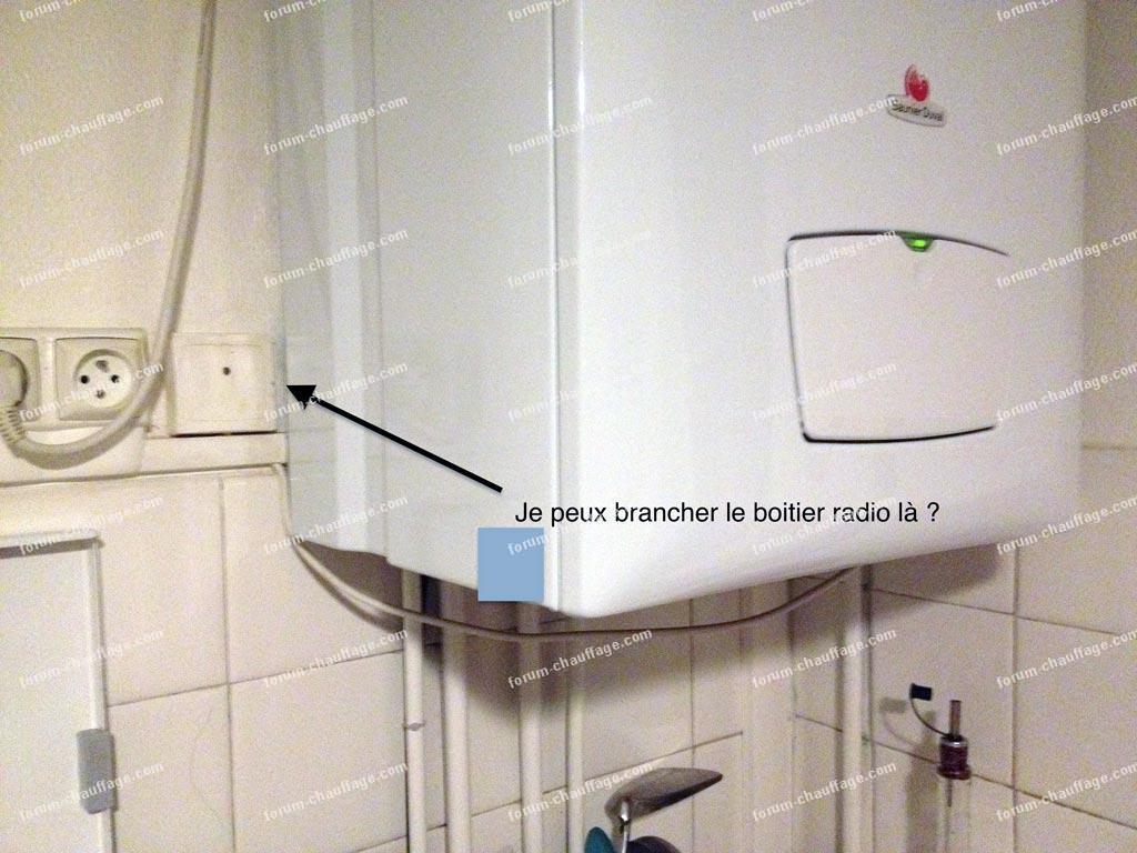 Bricovid o chauffage conseils forum chauffage brancher un thermostat sur ch - Probleme thermostat chaudiere ...