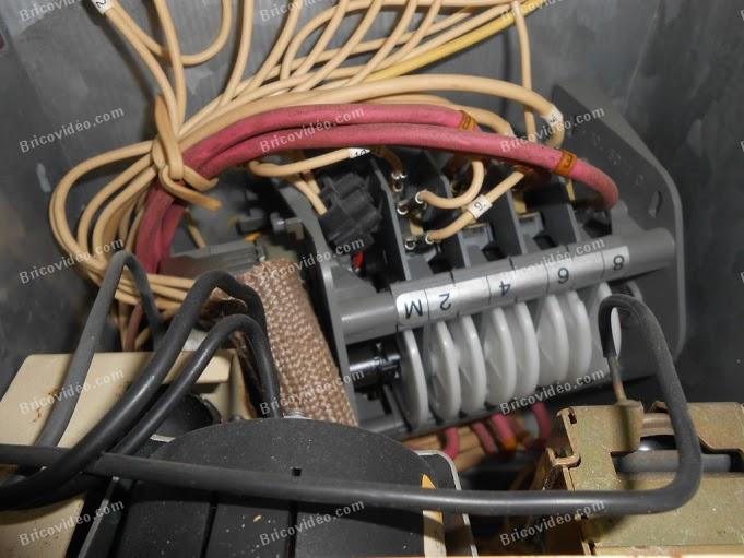 brancher thermostat sur vieille chaudière