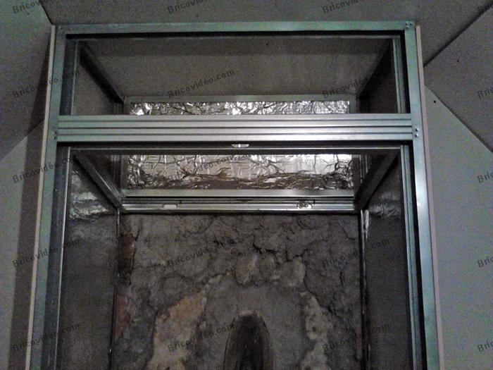 caisson de cheminée avec étage - question forum chauffage - Caisson De Decompression Pour Insert