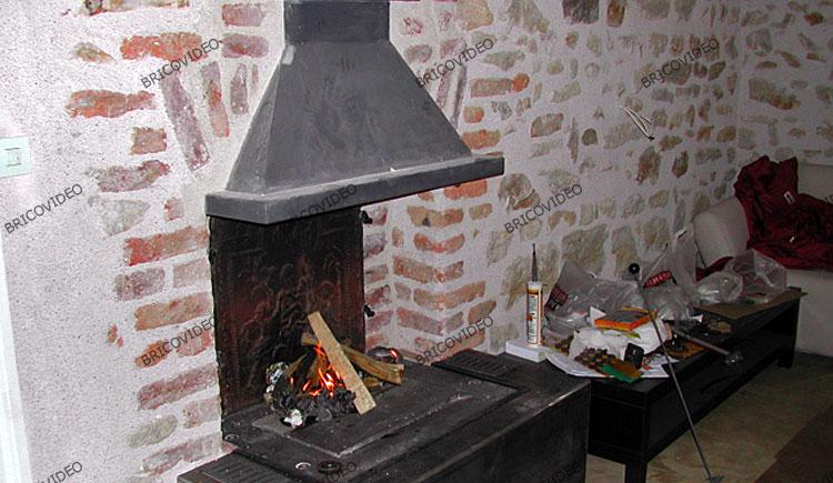 Galerie images du forum chauffage - Recuperateur de chaleur foyer ouvert ...