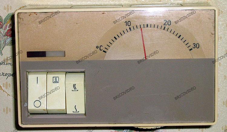 Forum chauffage conseils installation d pannage chaudi re - Reglage thermostat chauffage gaz ...