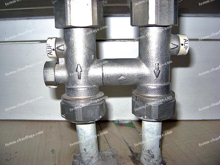 Forum chauffage chauffage monotube probl me installation for Purge de radiateur de chauffage