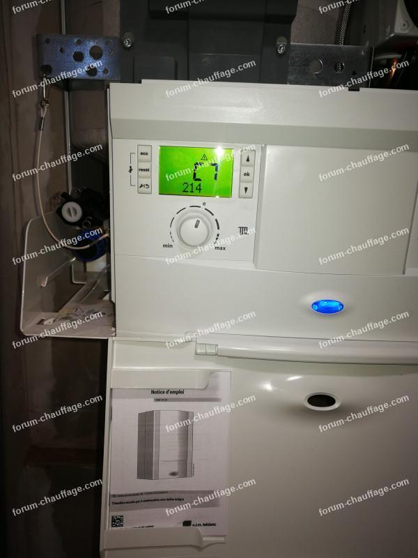 erreur c7 214 chaudi re gaz elm leblanc egalis gvbc 24 1h. Black Bedroom Furniture Sets. Home Design Ideas