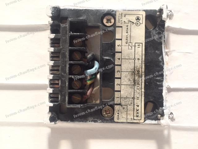 compatibilité thermostat d'ambiance