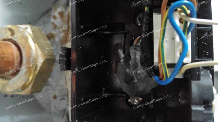 Forum chauffage panne chaudi re talia green chaffoteaux probl me radiateur - Comment controler un condensateur ...