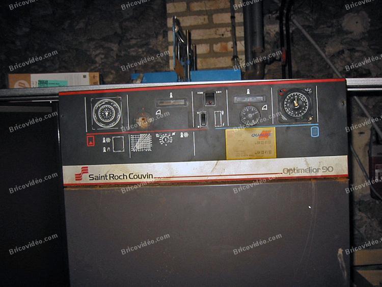 Questions forum chauffage probl me platine lectronique chaudi re fioul saint roch couvin for Thermostat d ambiance saint denis
