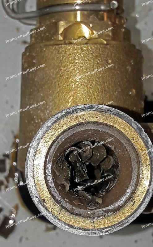 Question forum chauffage coup de b lier chaudi re de dietrich mcr 24 28 bic plus - Coup de belier dans tuyauterie ...