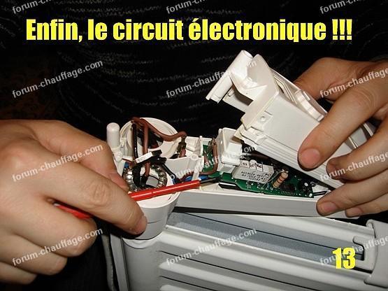 depanner radiateur electrique lvi 13