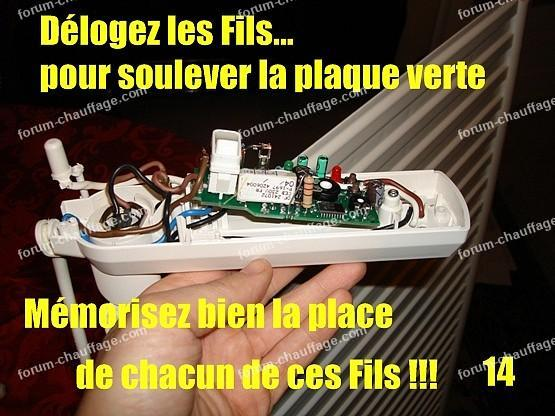 depanner radiateur electrique lvi 14