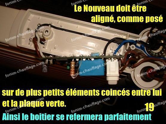 depanner radiateur electrique lvi 19