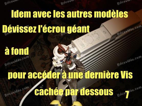 depanner radiateur electrique lvi 7