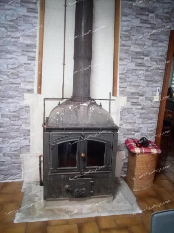 échangeur cheminée installer un poêle à granulés