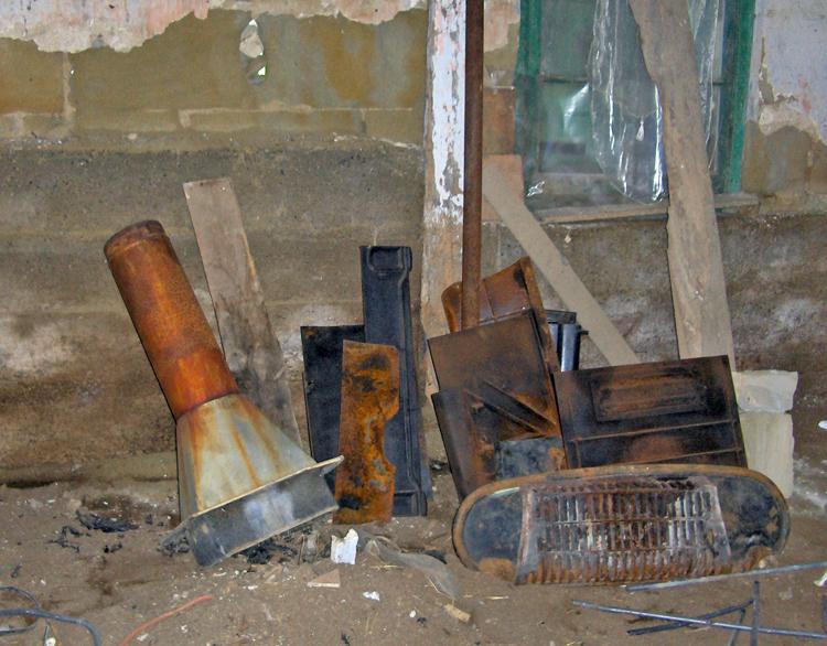 IMAGE FORMAT CLIQUEZ ICI L'IMAGE chauffage pieces haut fonte devis Godin prix FERMER PAC # Poele A Bois Colonial