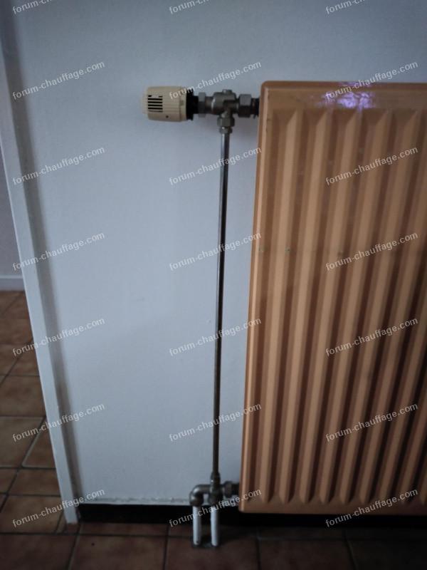 installation radiateurs en bitube