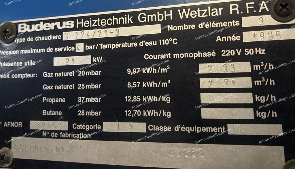 installation thermostat chaudiere buderus 5