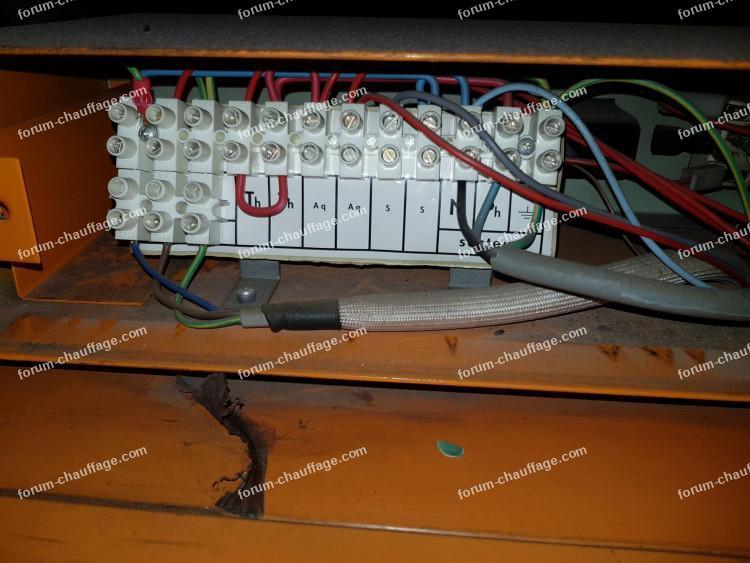 installation thermostat Netatmo sur chaudière SLCF