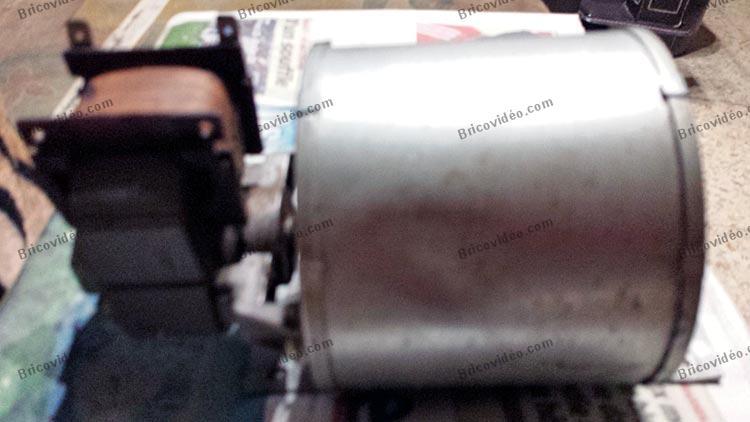 moteur récupérateur de chaleur Tifon