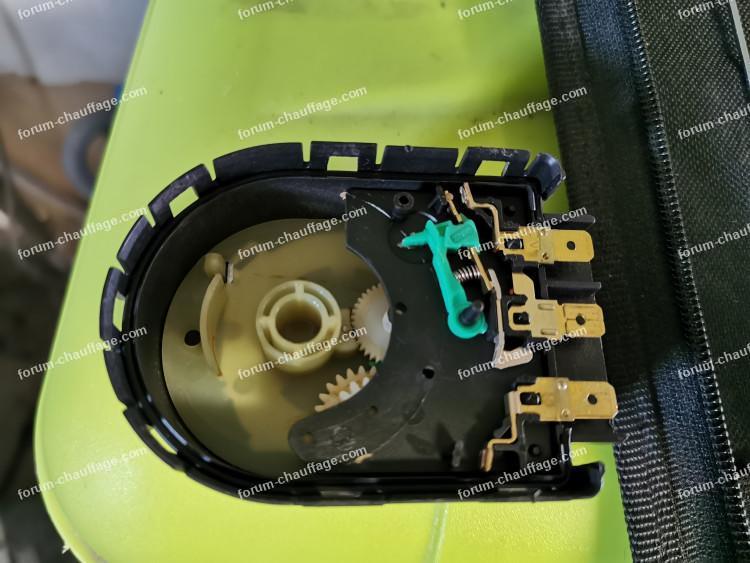 moteur vanne 3 voies