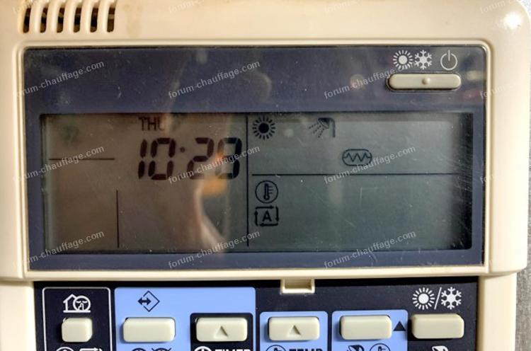 pompe à chaleur Daikin production ECS