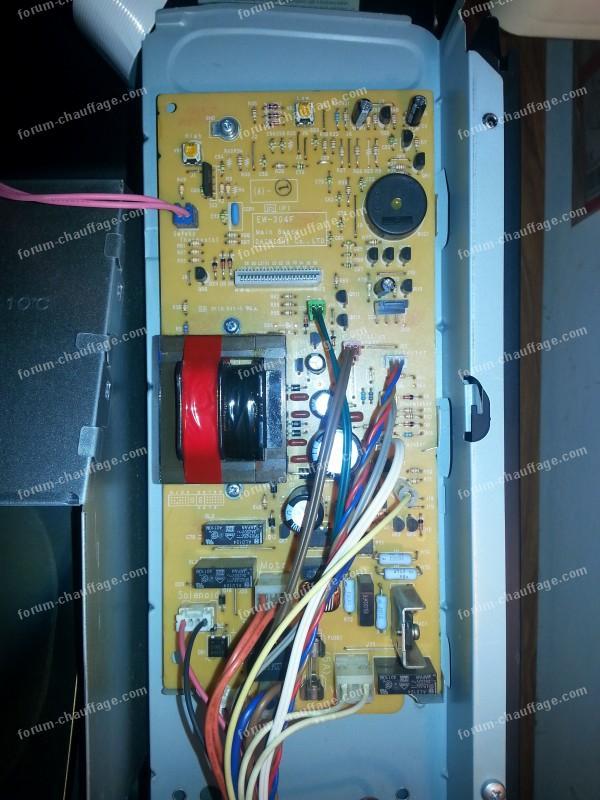 forum chauffage panne po le p trole tectro erreur e02. Black Bedroom Furniture Sets. Home Design Ideas