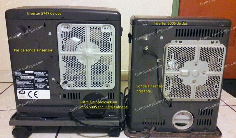 Notice Poele A Petrole Electronique : forum chauffage absence de sonde air sensor sur mon ~ Dailycaller-alerts.com Idées de Décoration