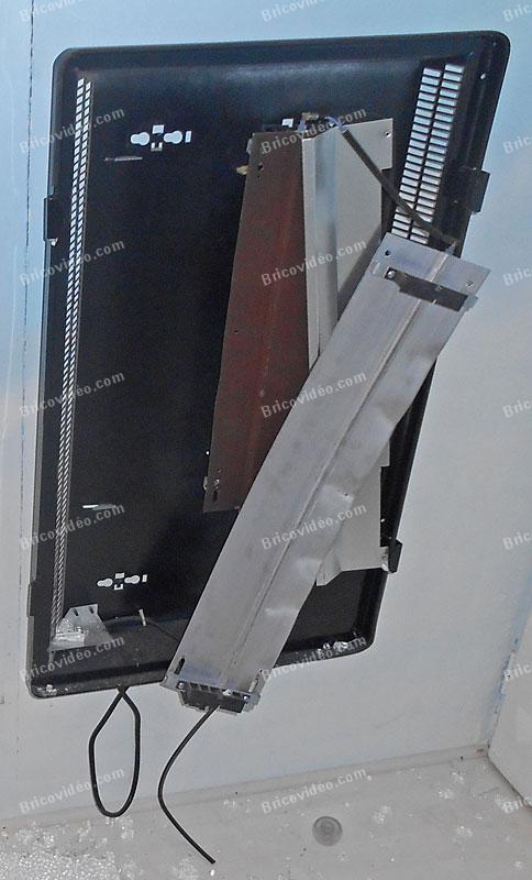 problème panneaux rayonnants éclaté