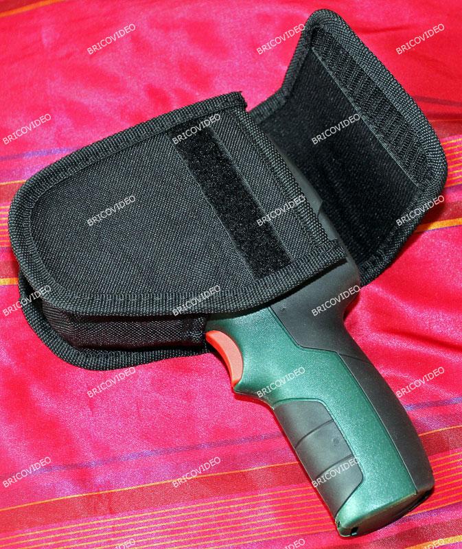 protection afficheur lcd detecteur thermique