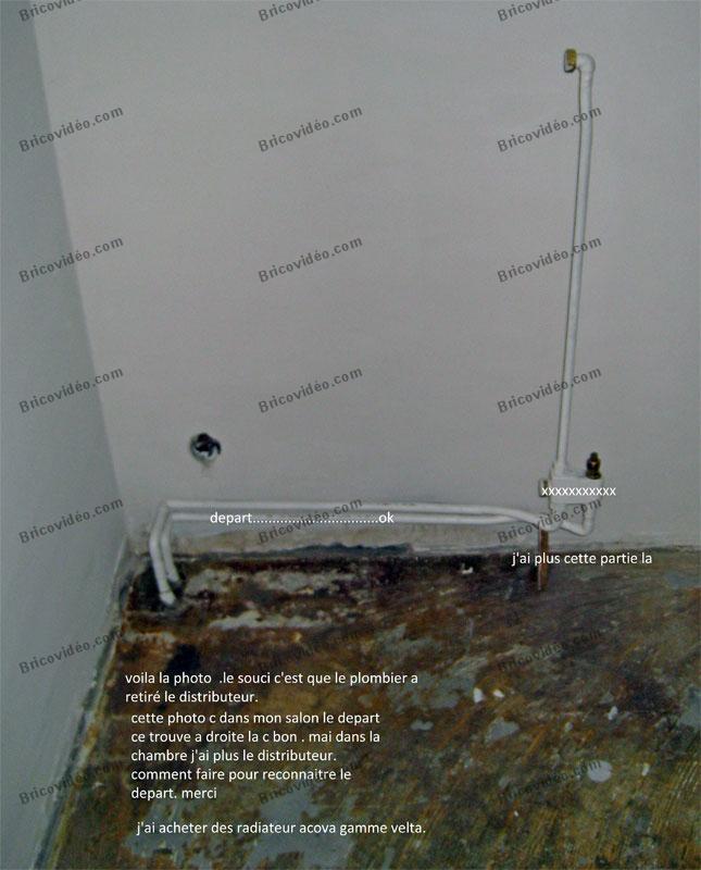 Quel radiateur pour quelle surface radiateurs monotube quel est le d part e - Quelle puissance pour un radiateur ...