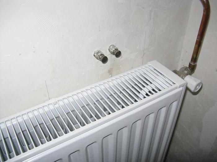 Purger un radiateur gaz id es de for Purge vieux radiateur fonte