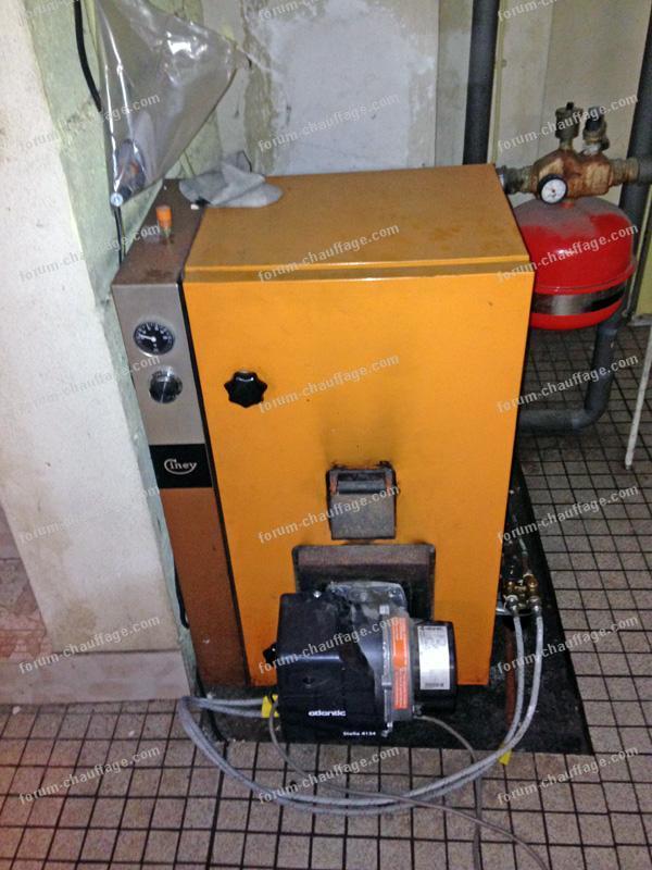 D pannage forum chauffage conseils r glage thermostat d - Reglage chauffage au sol ...
