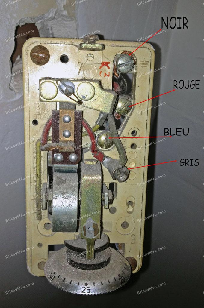 Forum d pannage chauffage remplacer ancien thermostat for Aides changement chaudiere gaz