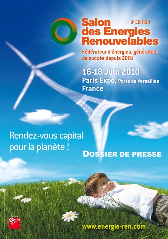 salon des nergies renouvelables 16 et 18 juin 2010 paris On salon des énergies renouvelables