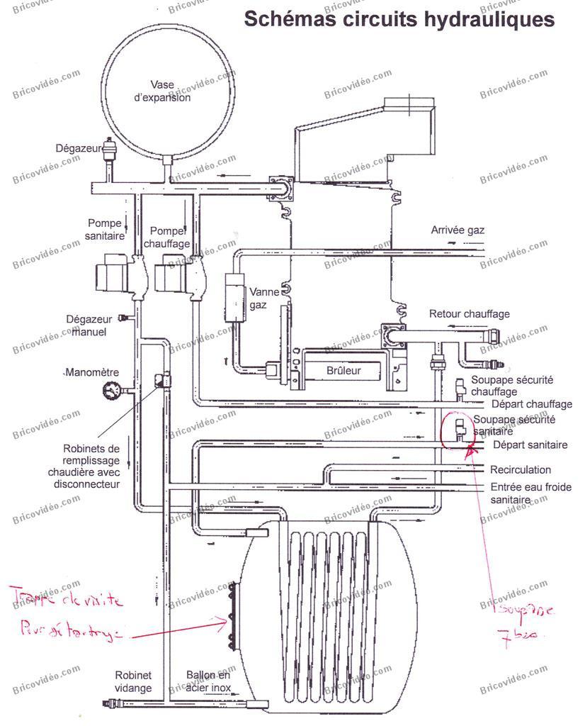 branchement electrique vmc