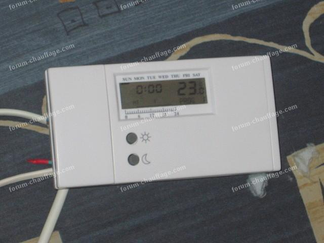 forum chauffage probl me programmation thermostat gefolec ts 101. Black Bedroom Furniture Sets. Home Design Ideas