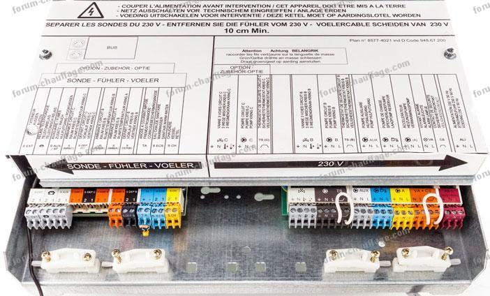 thermostat Netatmo est-il compatible avec une chaudière Oertli