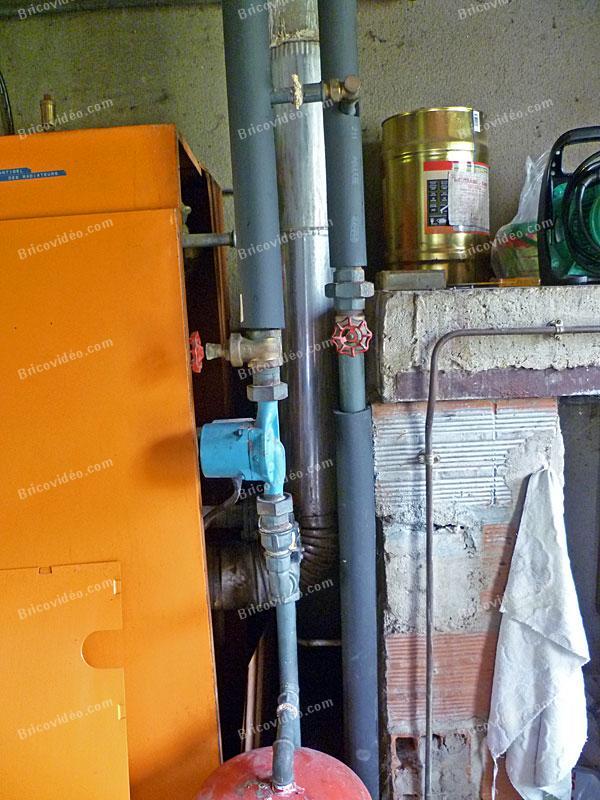 forum d pannage chauffage diam tre tubage chaudi re fioul