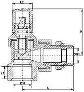 Cl de r glage pour robinet de radiateur question forum - Reglage robinet thermostatique radiateur ...